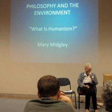 Meeting Mary Midgley