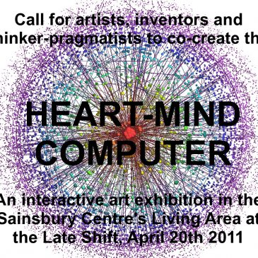 The Heart-Mind Computer takes off